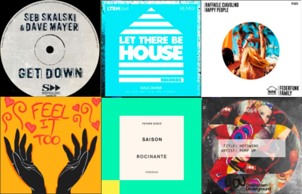 PLAYLIST: THE BEST HOUSE MUSIC MAIO
